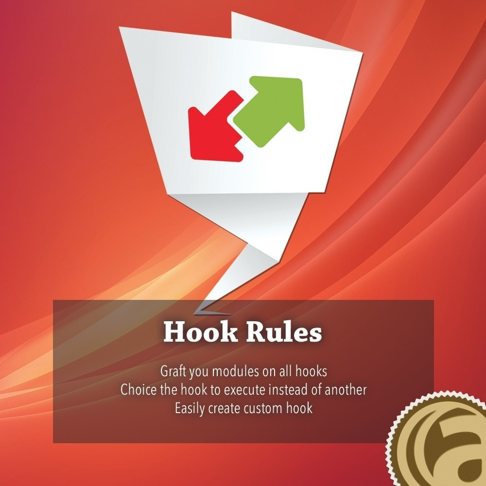 module - Administrative Tools - Hook Rules - 1