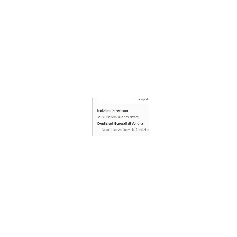 module - Рассылка новостей и SMS - Checkout Newsletter Signup - 2