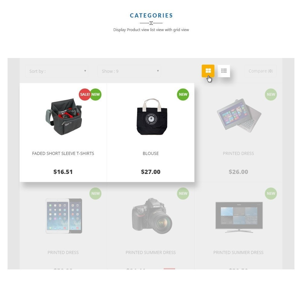 theme - Elektronik & High Tech - Leo Deal Store - 3