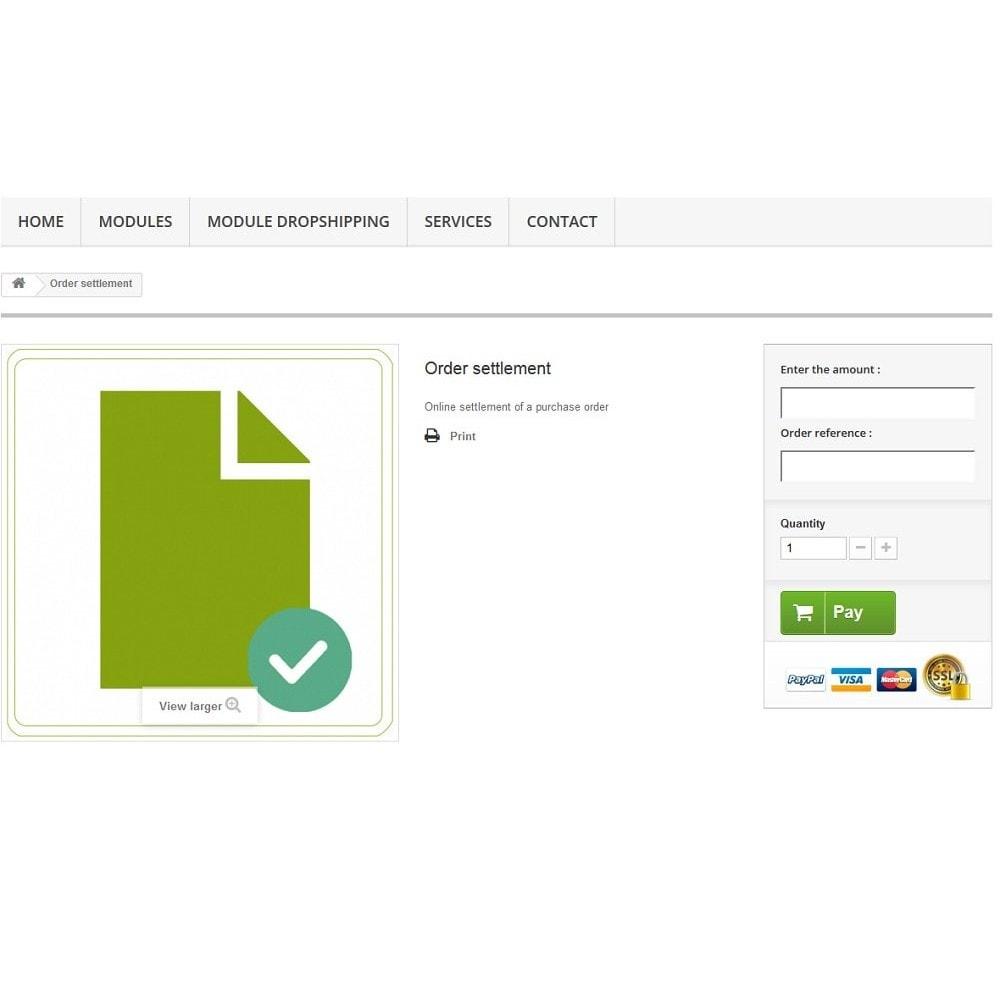 module - Zarządzanie zamówieniami - Custom order - 2
