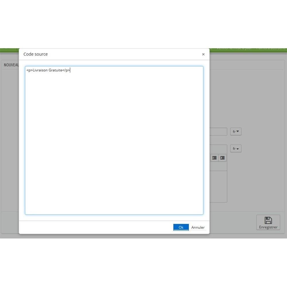 module - Blocs, Onglets & Bannières - Bloc d'informations personnalisable et responsive - 3