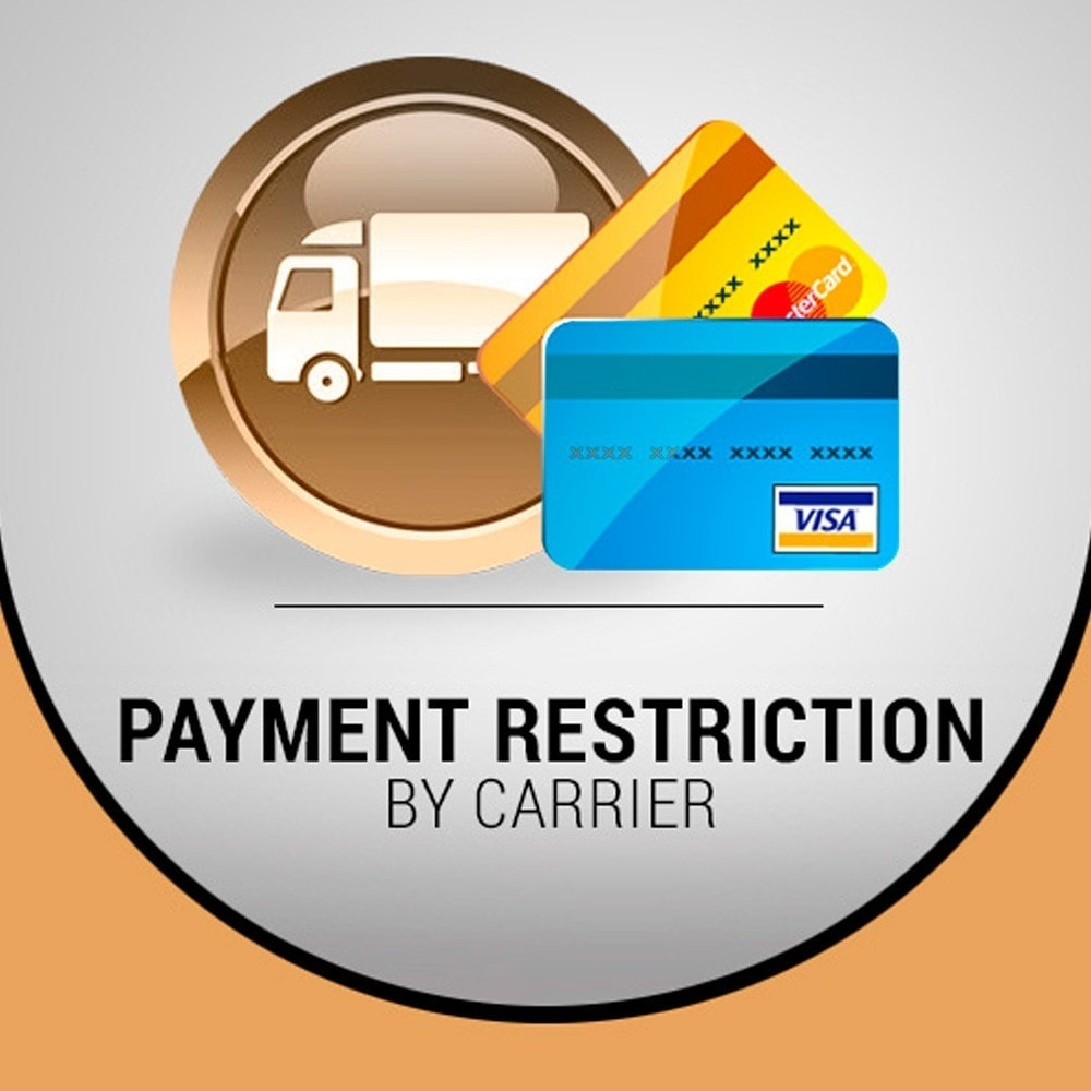 module - Other Payment Methods - Restriction payment by carrier - 1