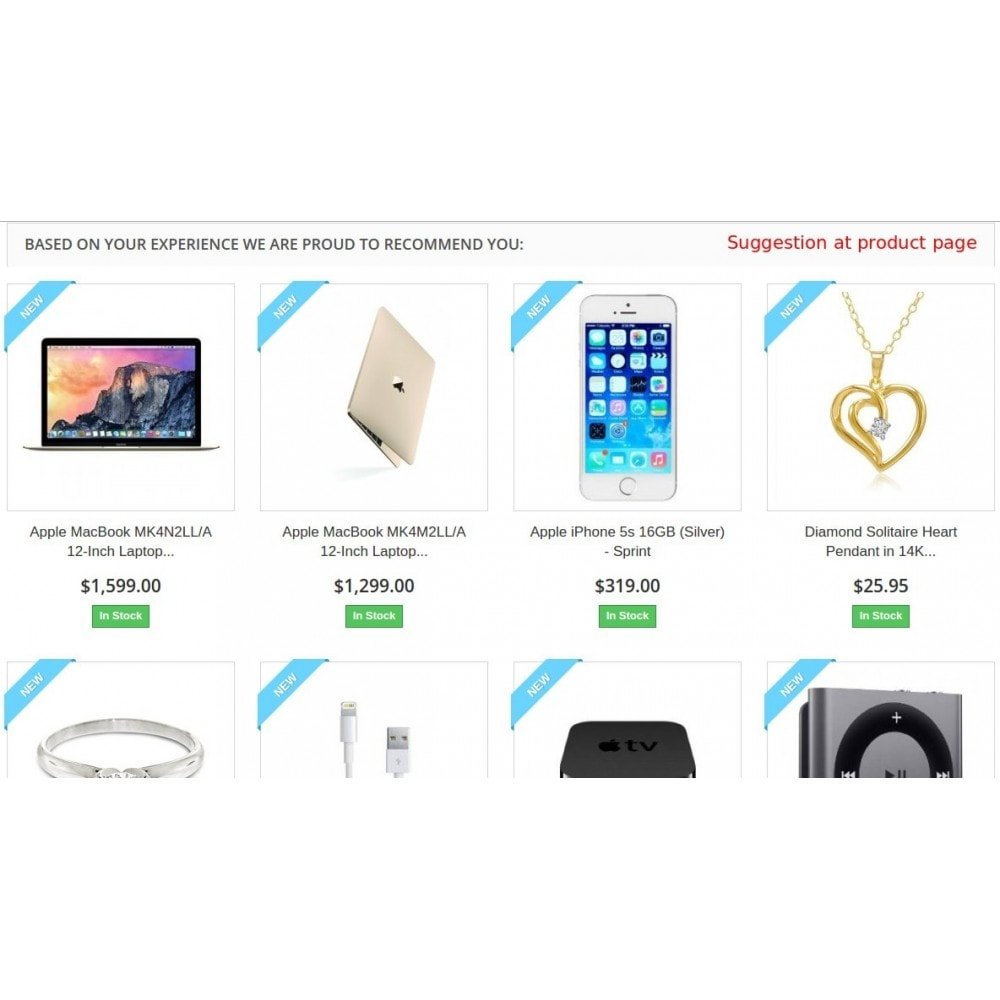 module - Cross-selling & Product Bundle - Smart suggest products / Related, Cross-sell, Recommend - 12