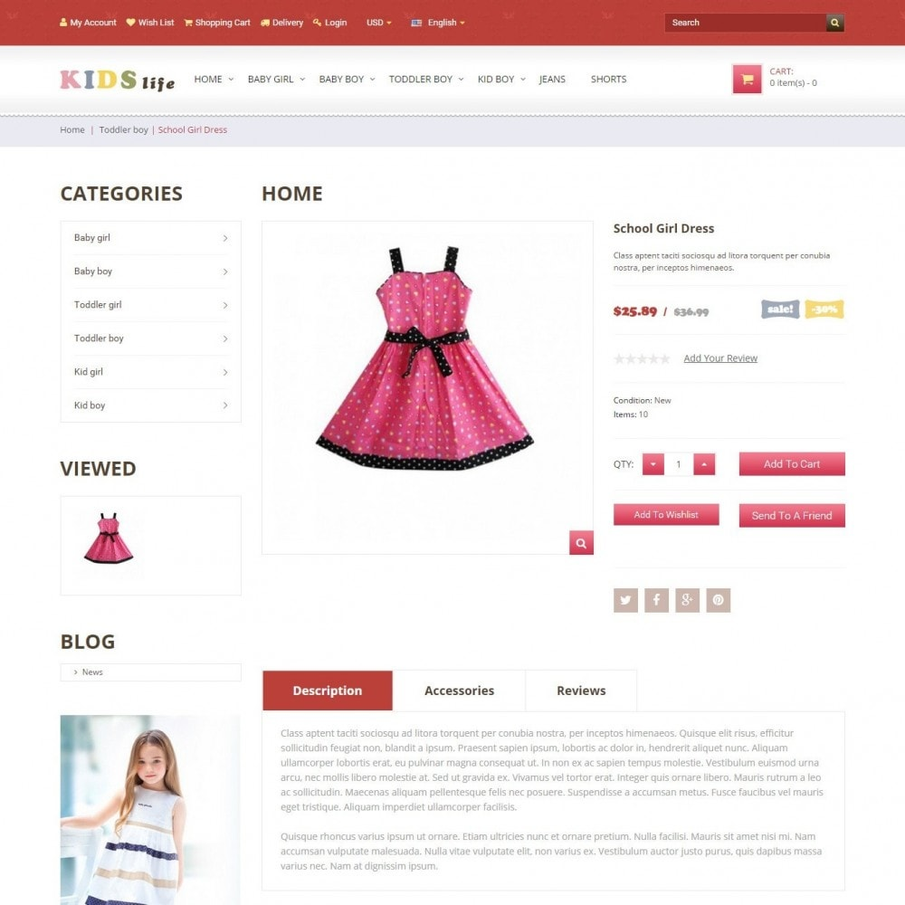 theme - Kids & Toys - Kids - Children's Clothing Store - 3