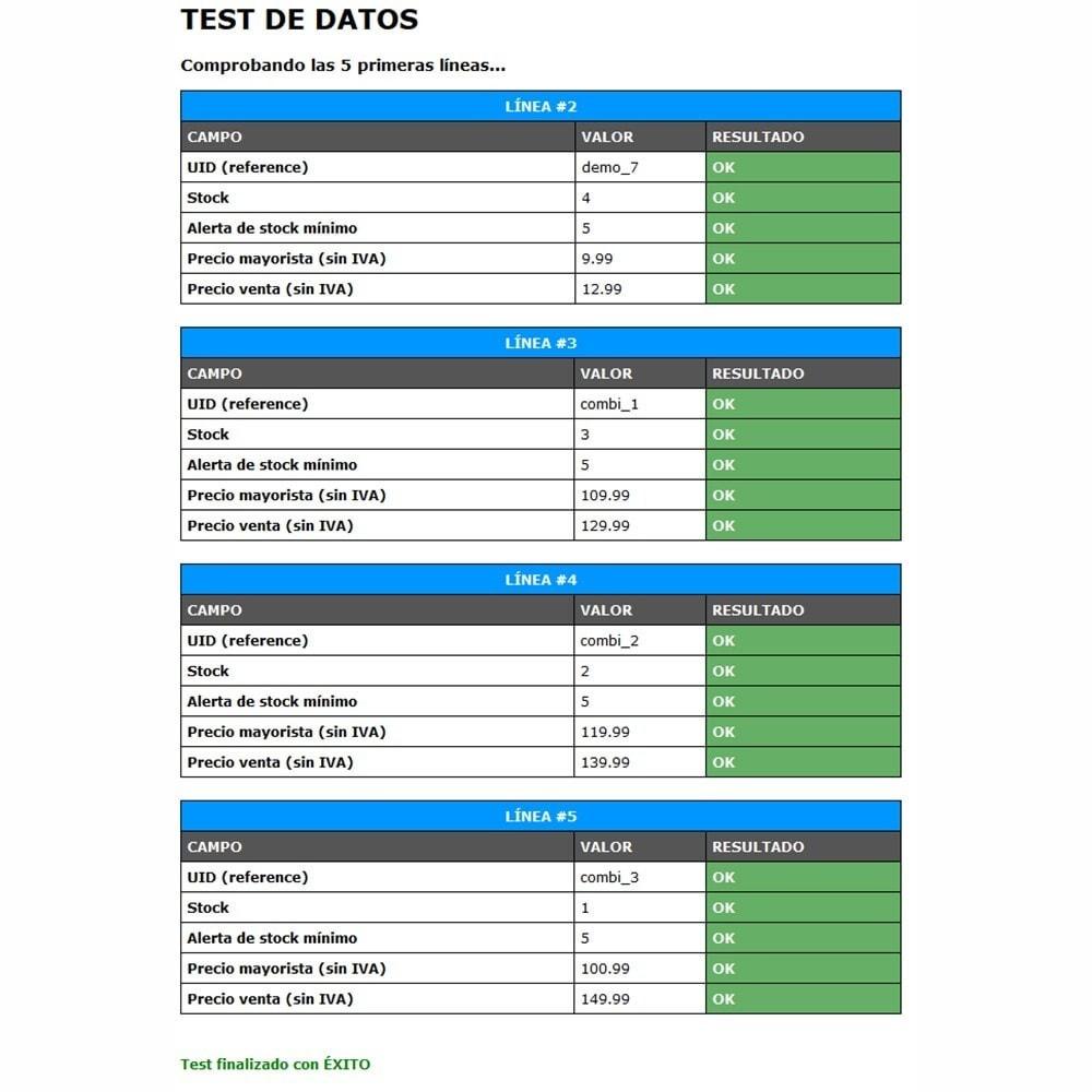 module - Edición Rápida y Masiva - Actualizar stock y precios vía CSV/URL/FTP + Alertas - 4