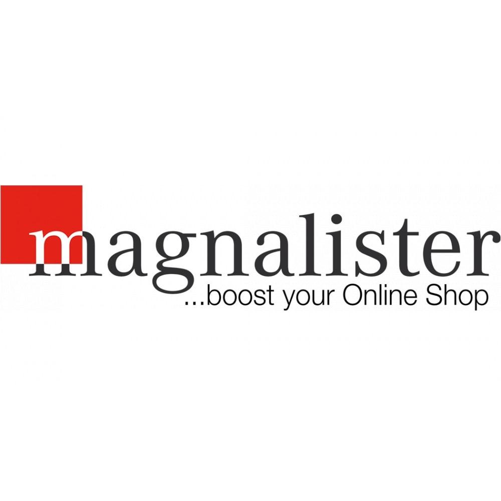 module - Marketplace - magnalister - 5