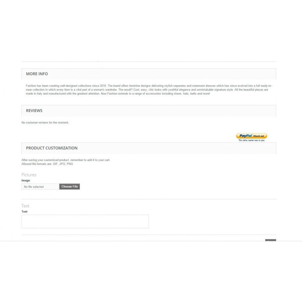 module - Combinaciones y Personalización de productos - Massive Custom Fields Evolution - 6