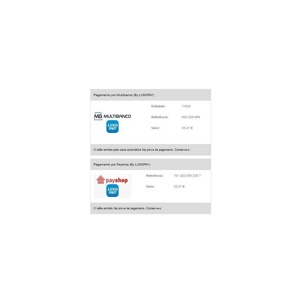 module - Pagamento em Loja - Multibanco e Payshop by LUSOPAY - 3
