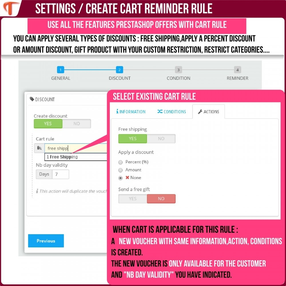 module - Remarketing & Compras abandonados - Smart Cart Reminder - 22