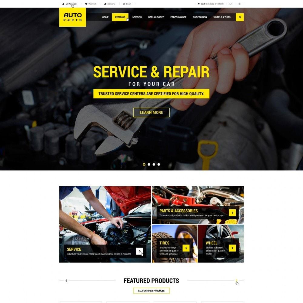 Auto Parts - PrestaShop Addons