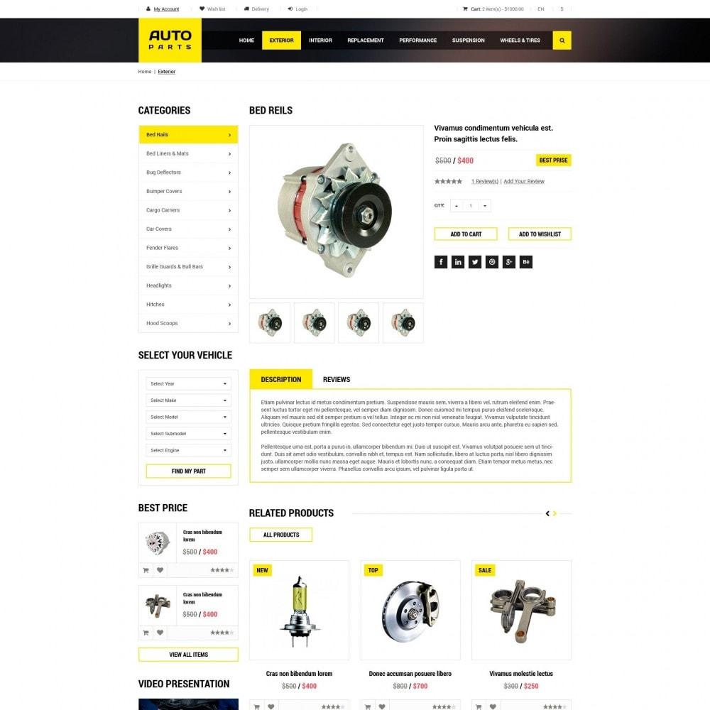 theme - Automotive & Cars - Auto Parts - 3