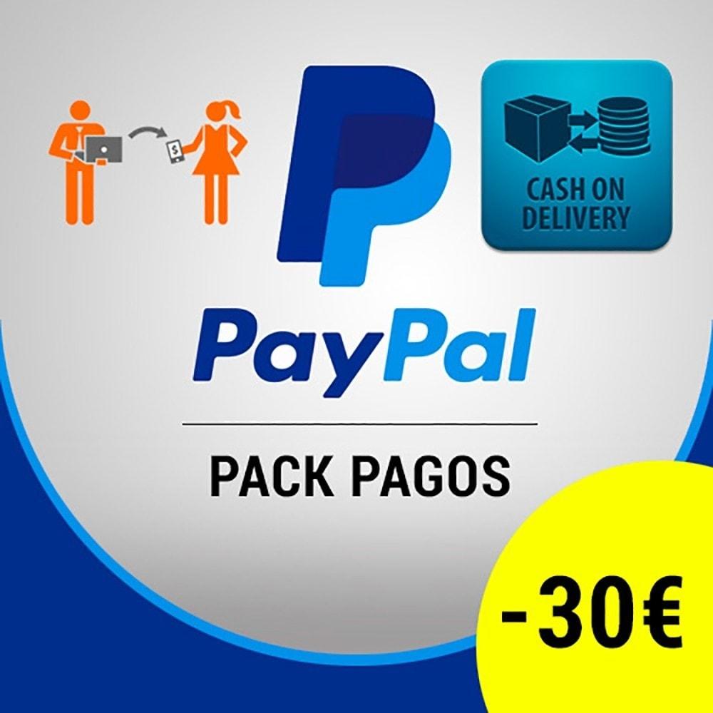 pack - Pago con Tarjeta o Carteras digitales - Pack Pagos con comisiones - 1
