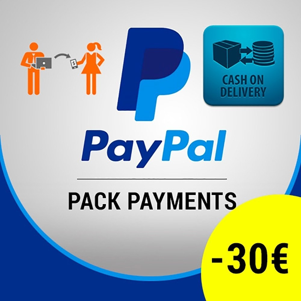 pack - Paiement par Carte ou Wallet - Pack Payments with Fee - 1