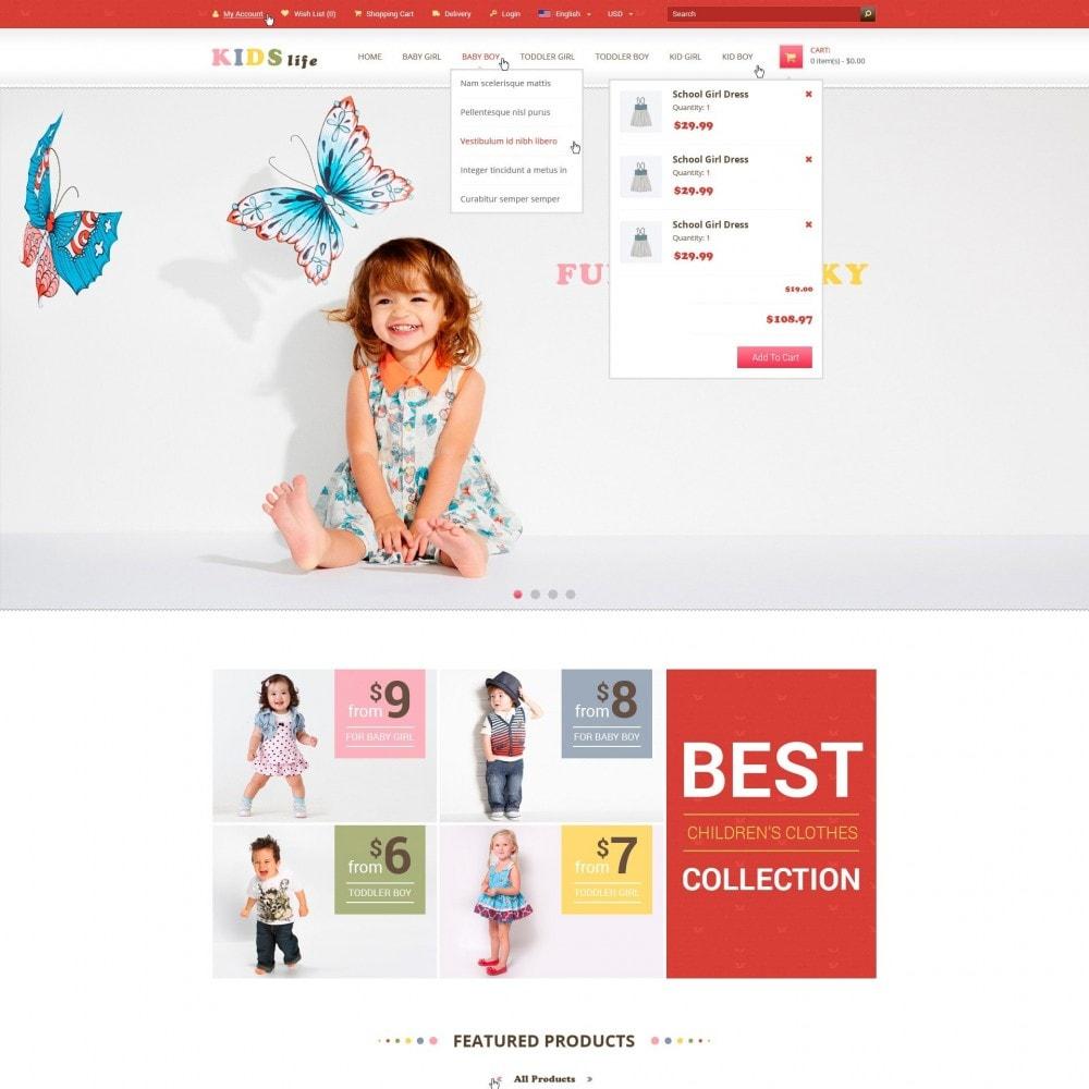 theme - Enfants & Jouets - Kids - Magasin de Vêtements Pour Enfants - 2