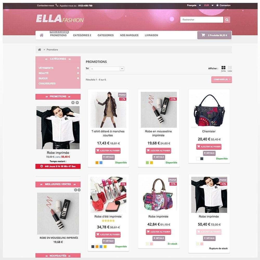 theme - Jewelry & Accessories - ELLA FASHION - 3