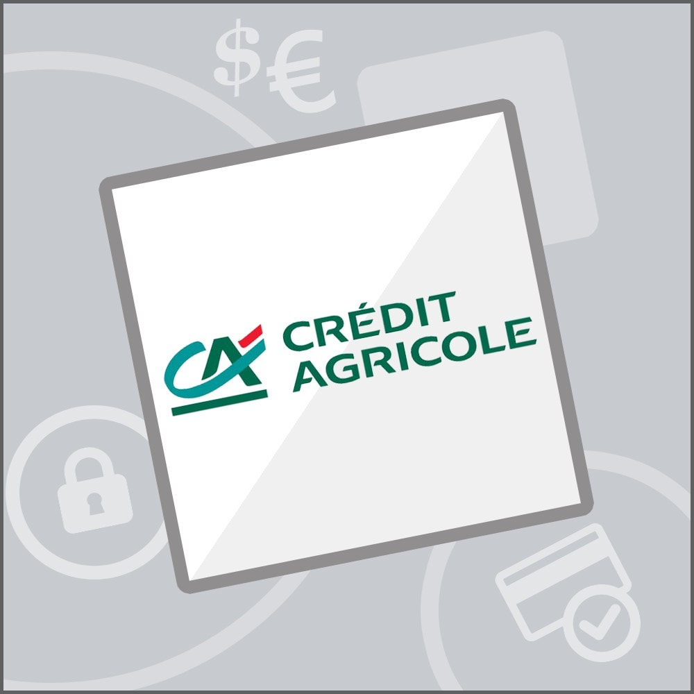 module - Payment by Card or Wallet - E-transactions Crédit Agricole - 1