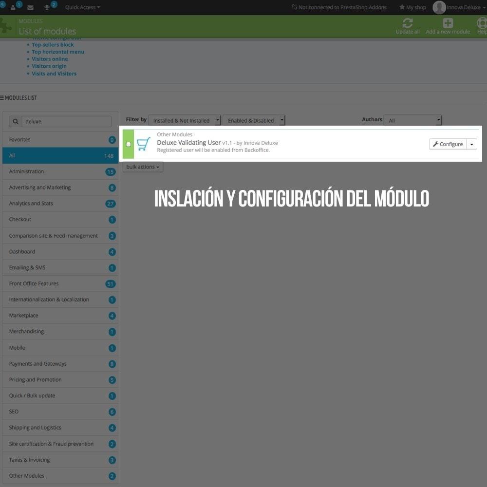 module - B2B - Geverifieerde gebruikersregistratie voor B2B webwinkels - 2