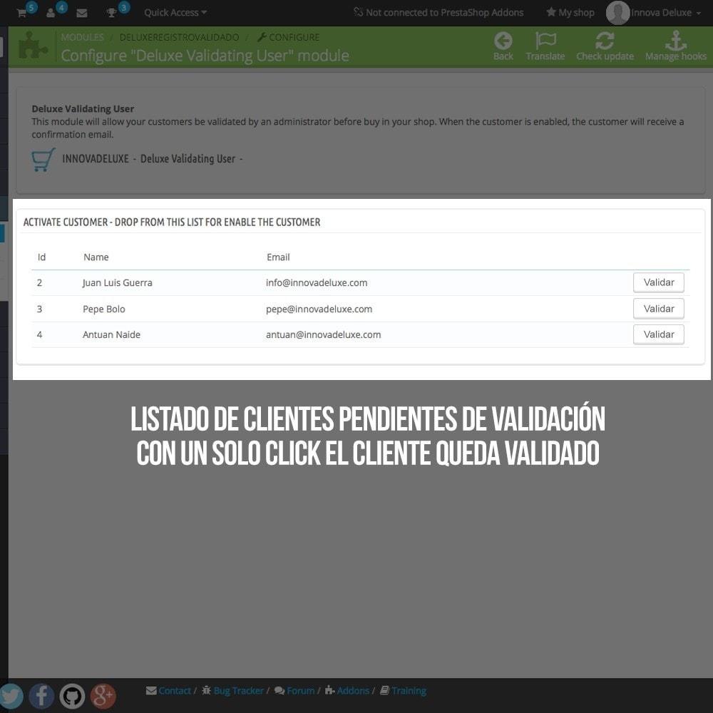 module - B2B - Geverifieerde gebruikersregistratie voor B2B webwinkels - 3