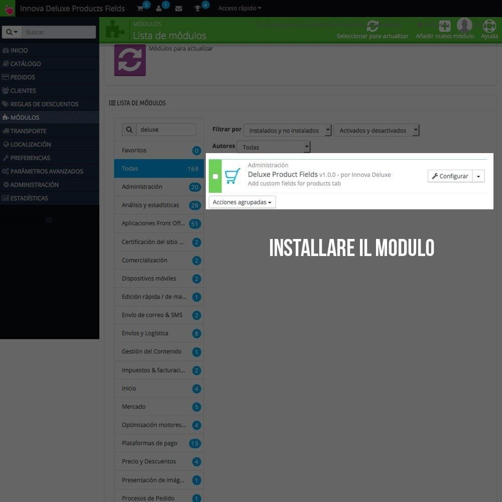 module - Altre informazioni & Product Tab - Tab con informazione extra nella scheda prodotto - 2