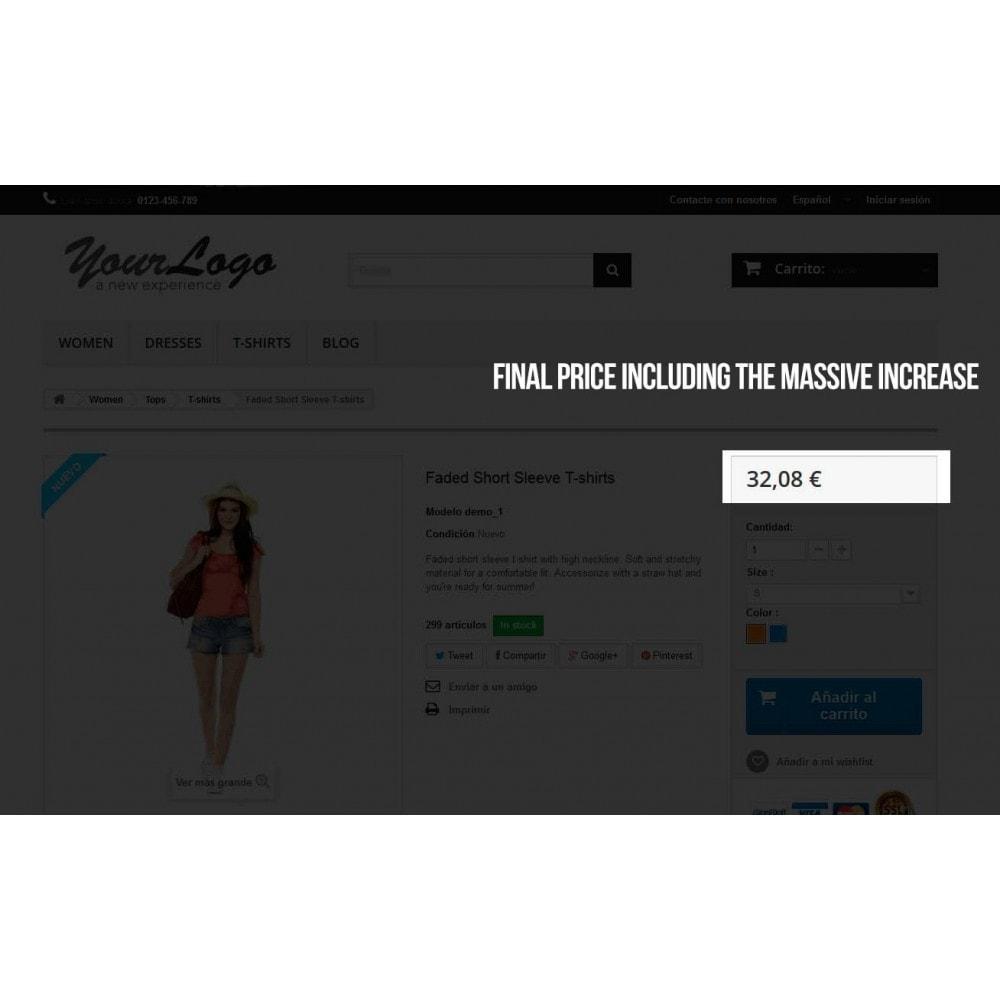 module - Snelle & seriematige bewerking - Massive Price Update - 6