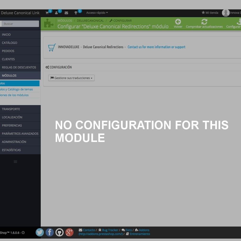 module - URL & Redirects - Automatische Weiterleitung der kanonischen URL - 2