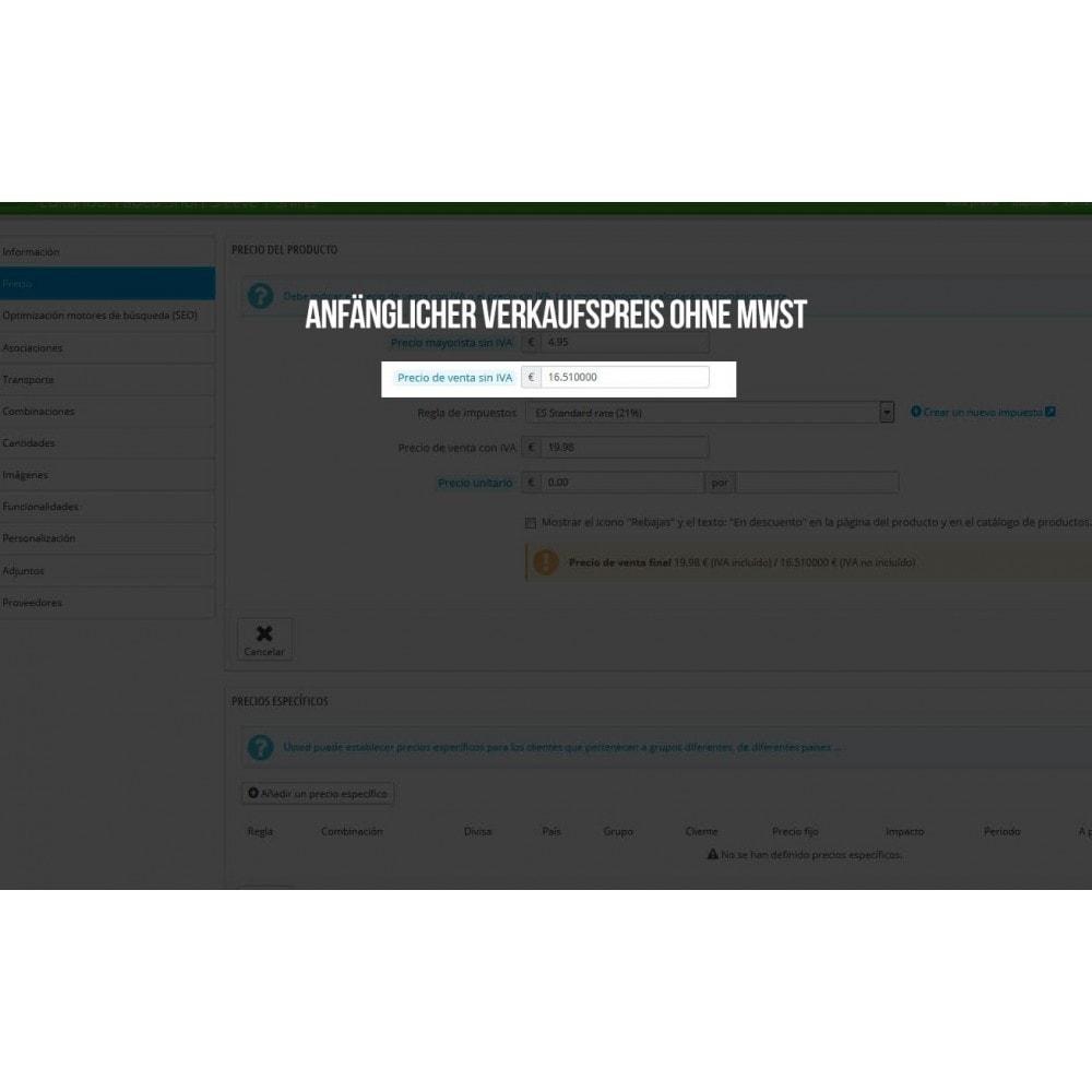 module - Quick Eingabe & Massendatenverwaltung - Massiver Preisaktualisierer - 3