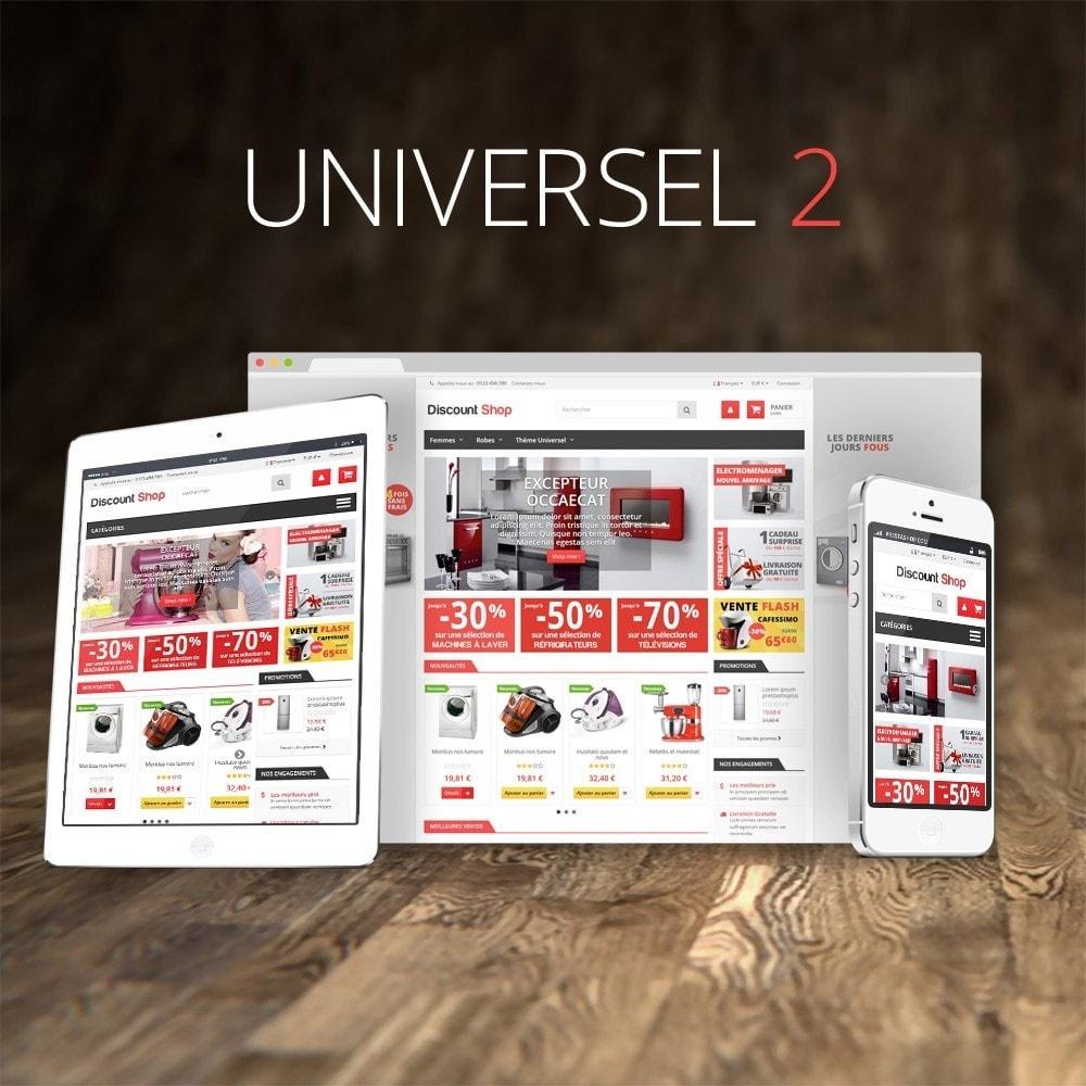 theme - Дом и сад - Universel 2 Responsive - 2