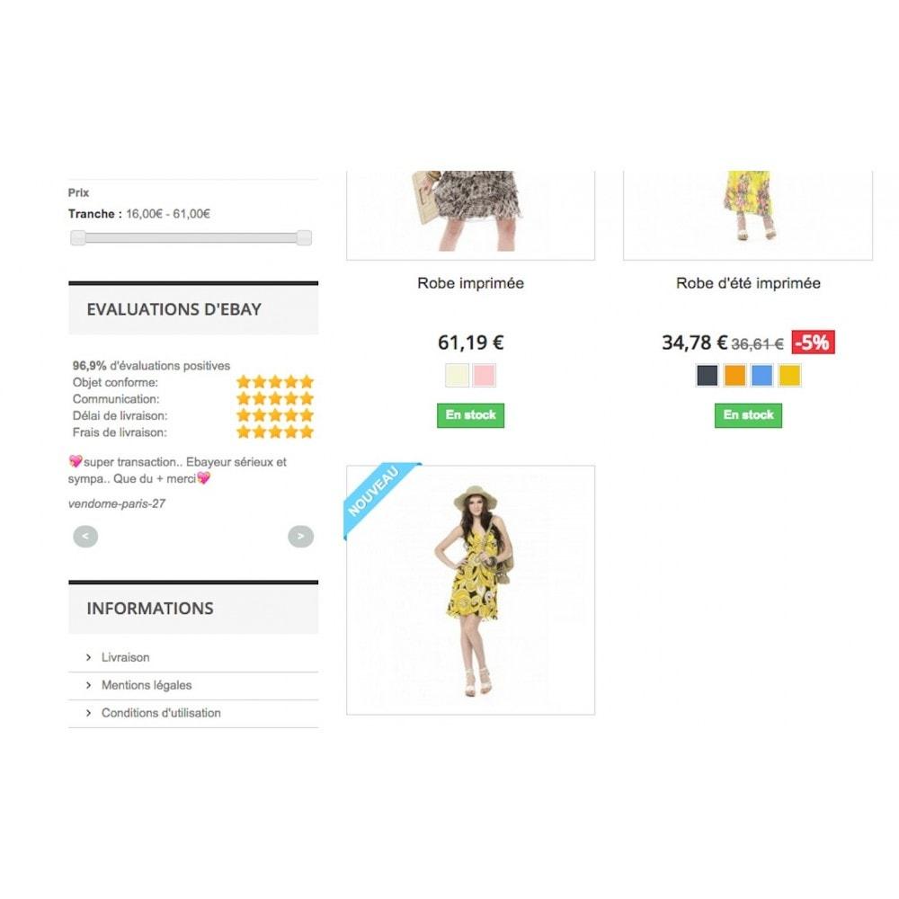 module - Отзывы клиентов - eBay Comments - 1