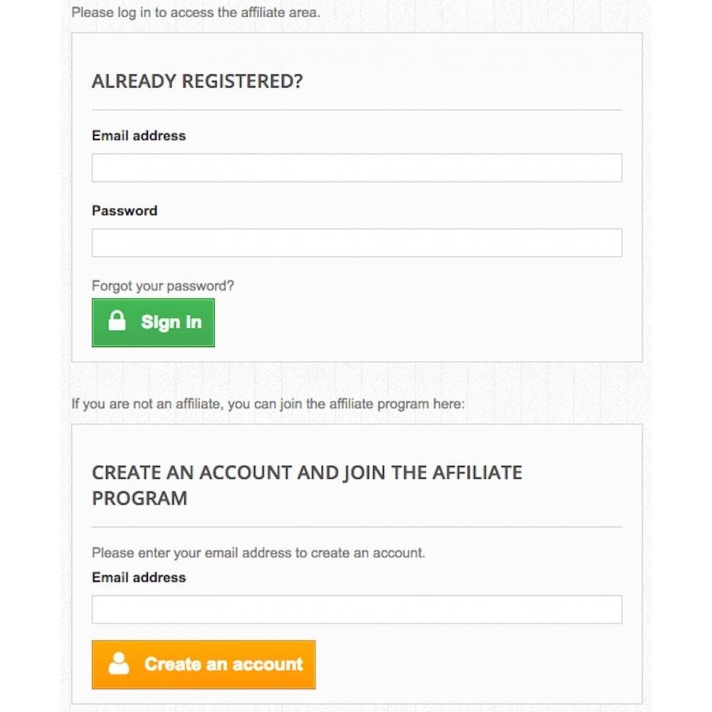 module - Płatne pozycjonowanie & Afiliacja - Affiliates Pro - 2