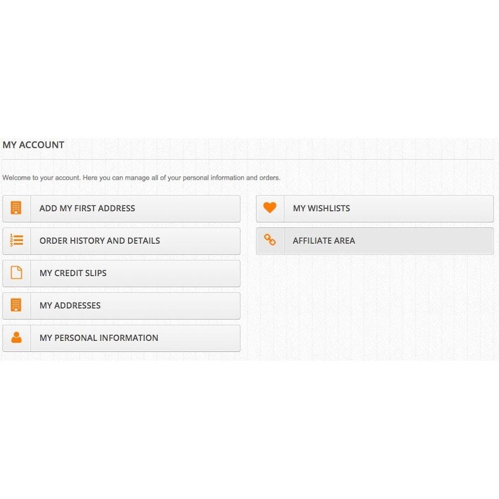 module - Płatne pozycjonowanie & Afiliacja - Affiliates Pro - 17