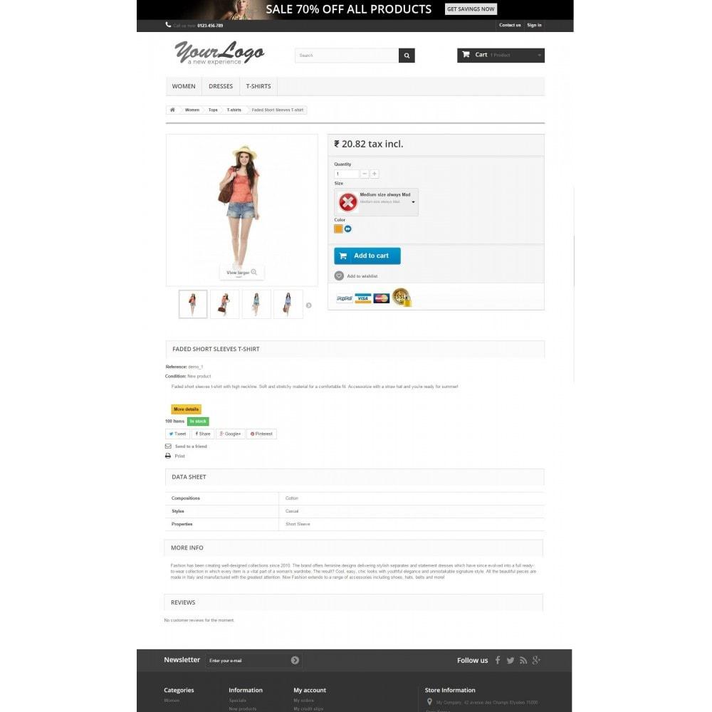 module - Combinaciones y Personalización de productos - Product Customization Combinations Attributes with Cost - 7