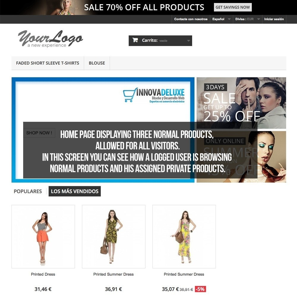 module - B2B - Private products for B2B stores - 9
