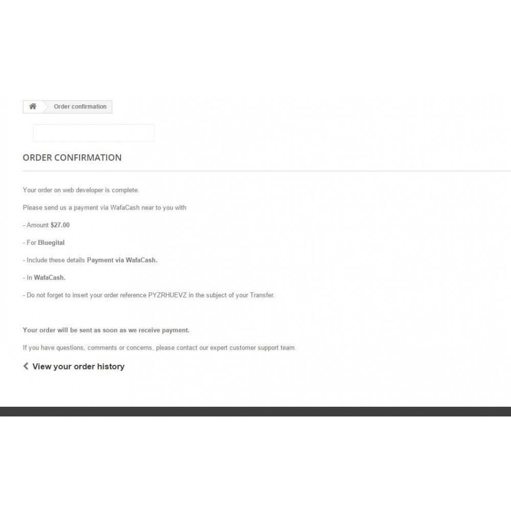 module - Оплаты в магазине - WafaCash - 1