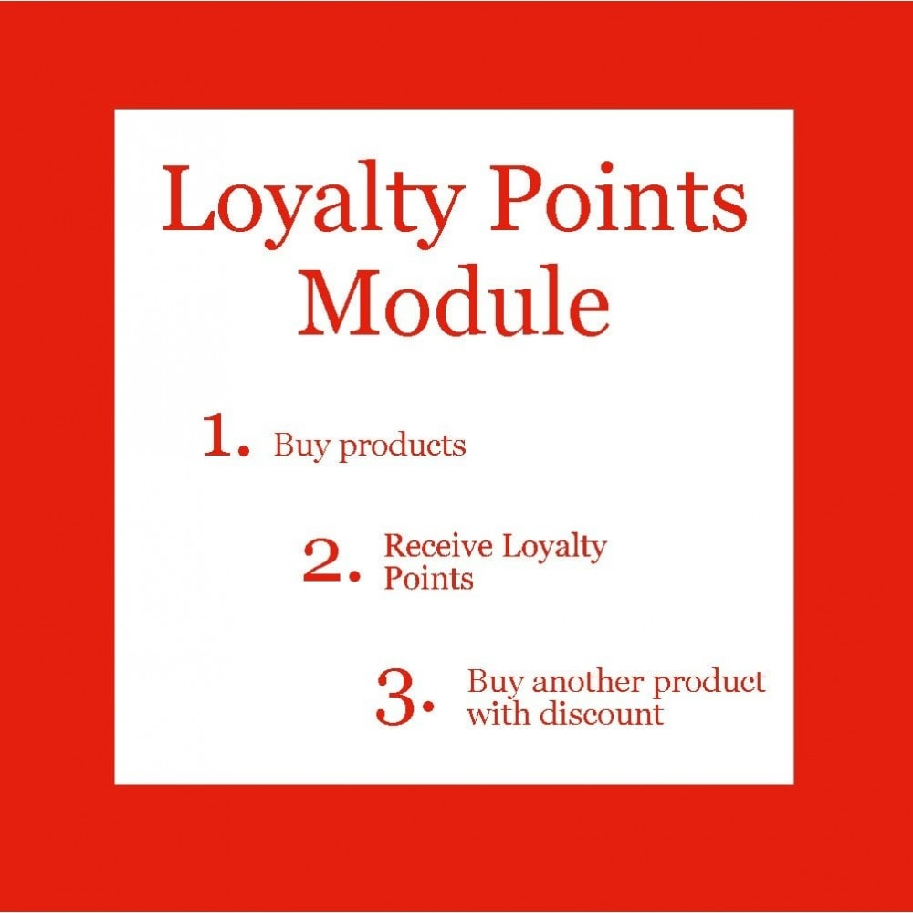 module - Referral & Loyalty Programs - Loyalty Points - 1