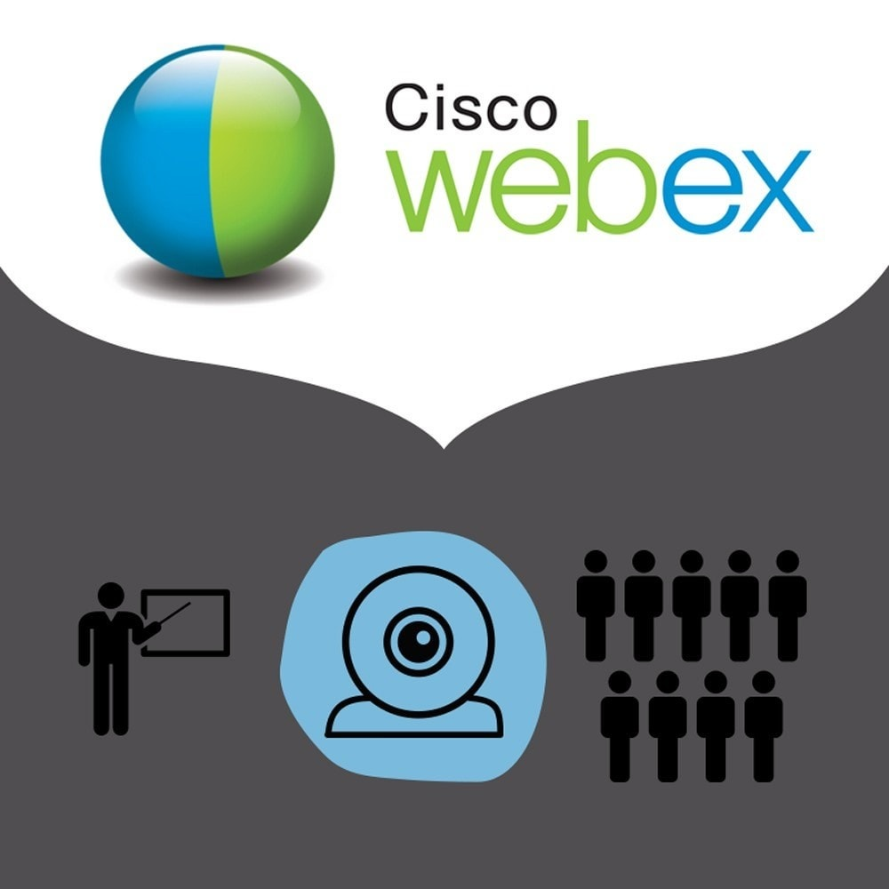 module - Support & Chat Online - WebEx Connect - 1