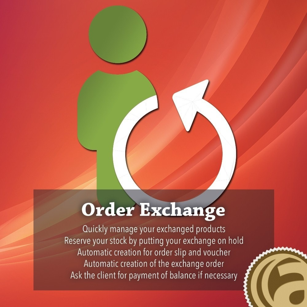 module - SAC - Order exchange return - 1