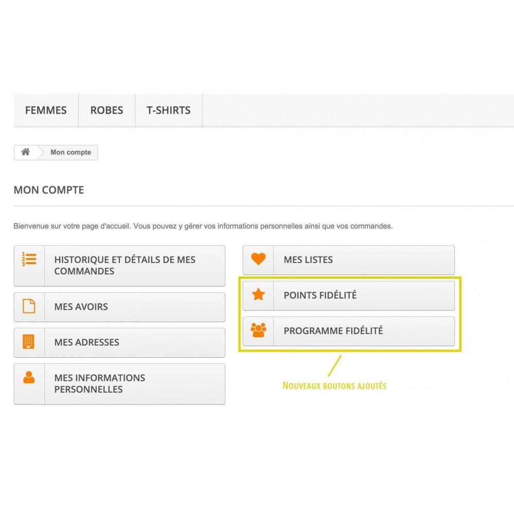 module - Fidélisation & Parrainage - J2T Point & Rewards + Referral Program - 2