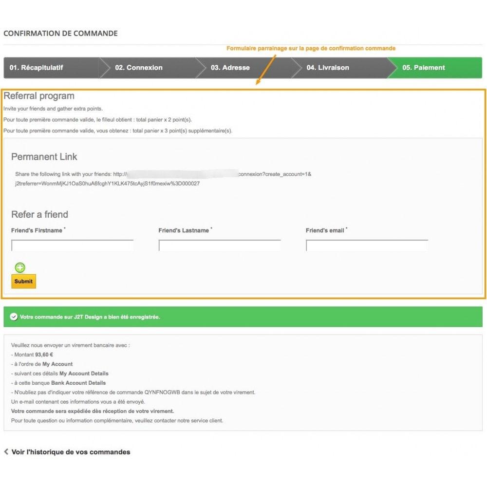 module - Fidélisation & Parrainage - J2T Point & Rewards + Referral Program - 16