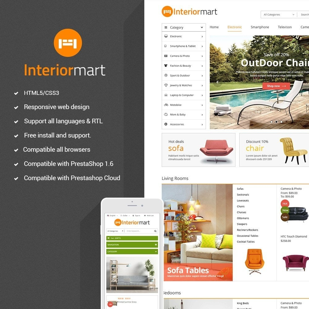 theme - Heim & Garten - Funismart - Furniture Store - 1