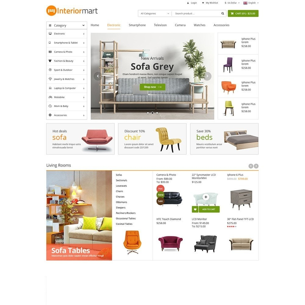theme - Heim & Garten - Funismart - Furniture Store - 2