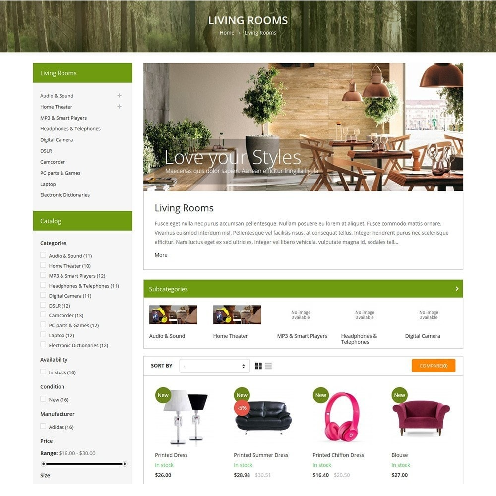 theme - Heim & Garten - Funismart - Furniture Store - 3
