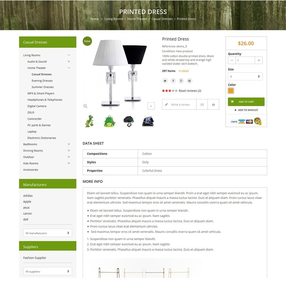theme - Heim & Garten - Funismart - Furniture Store - 4