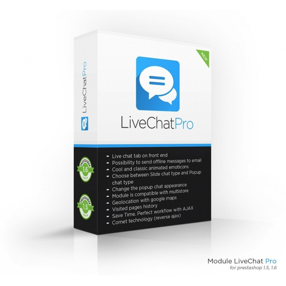 pack - Support & Chat Online - ProQuality essential PACK (x2) - 2