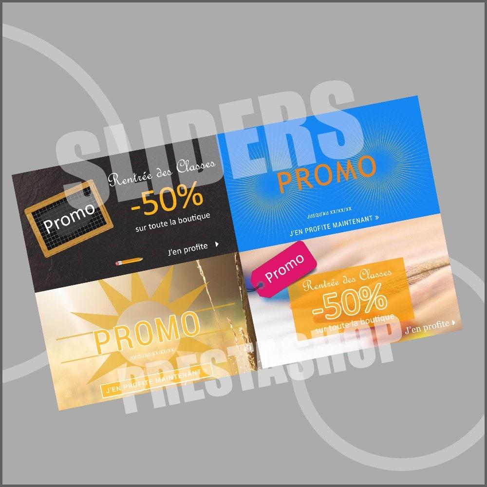 other - Visuels pour Promotions - 10 Visuels promo - été - 3