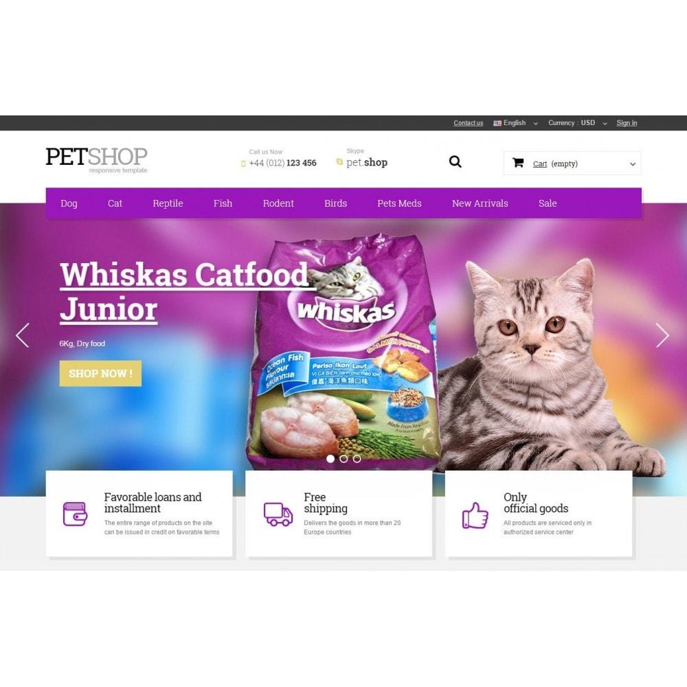 theme - Animales y Mascotas - Pet Shop - 3