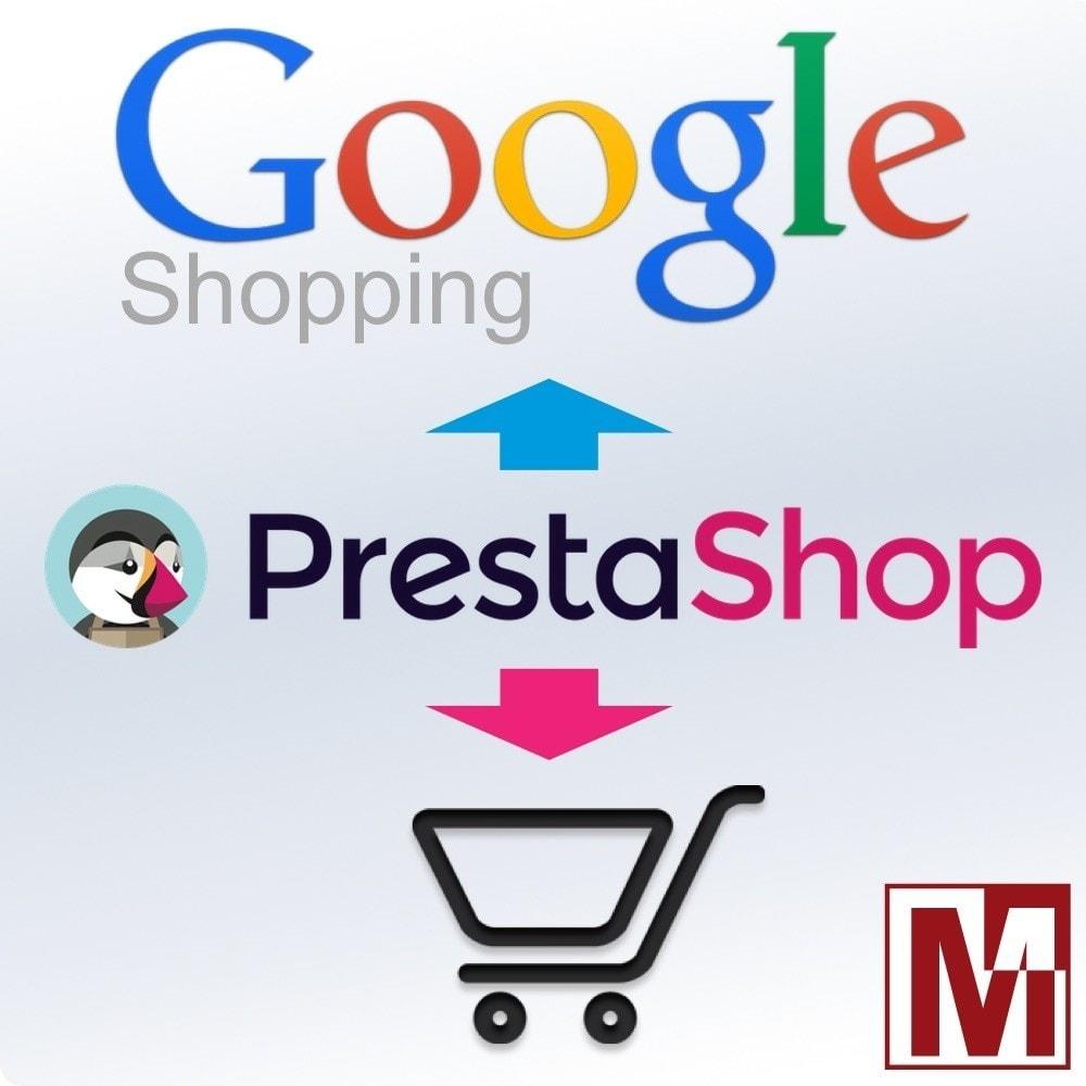 module - Płatne pozycjonowanie & Afiliacja - Google Shopping Export (Google Merchant Center) - 1