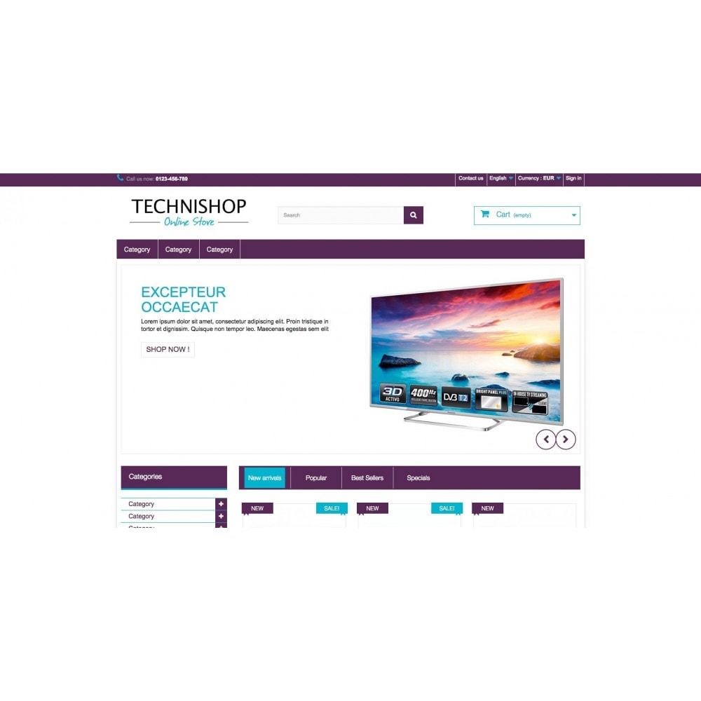 theme - Elektronik & High Tech - Technishop Store - 2