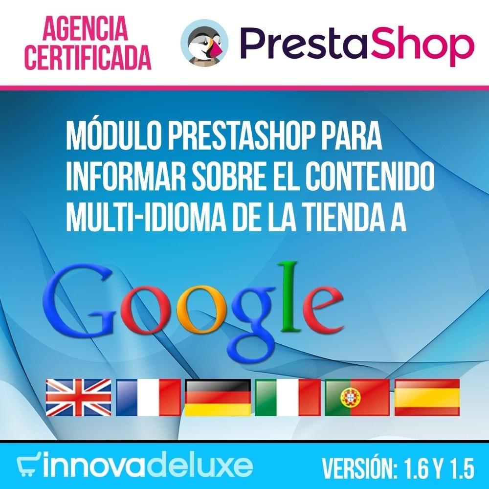module - Internacionalización y Localización - MetaLang (info para Google de los idiomas de tu tienda) - 1