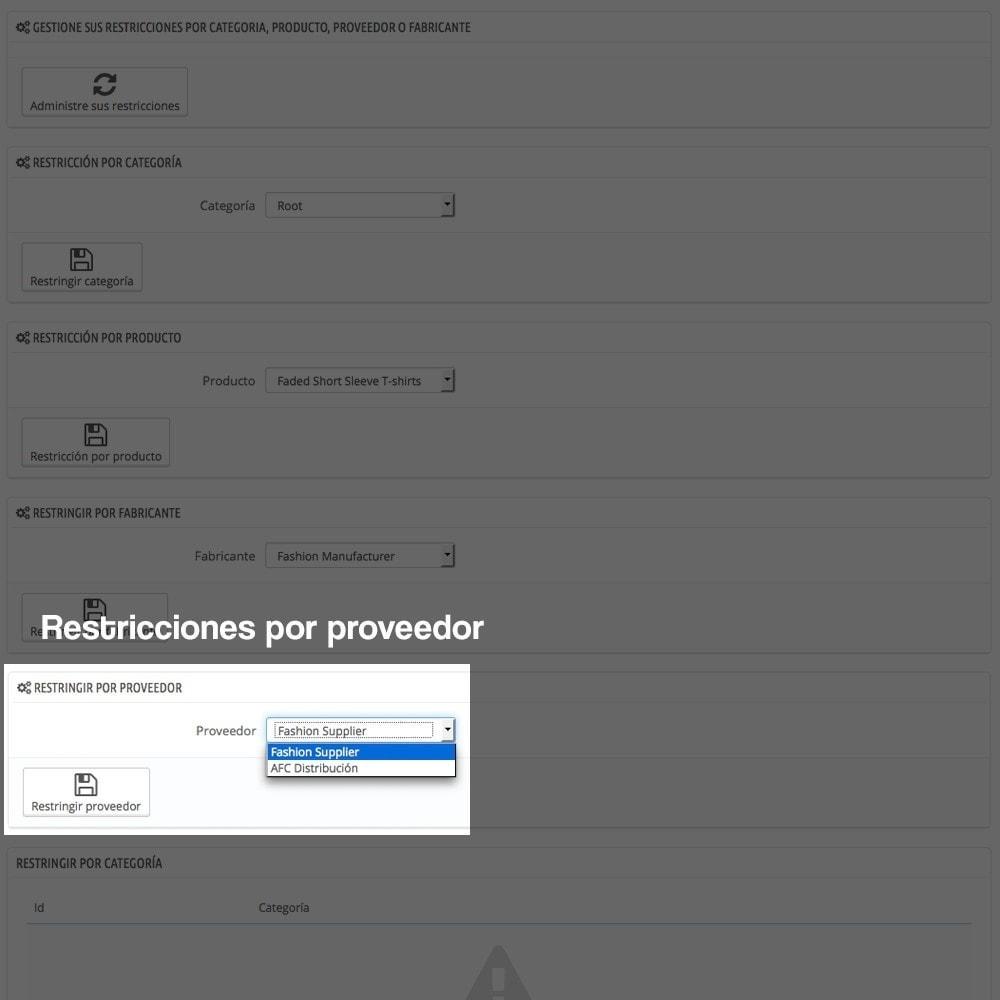 module - Pago a la Entrega (contrarrembolso) - Contra reembolso con recargo (rangos y restricciones) - 17