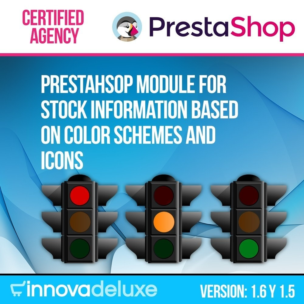 module - Additional Information & Product Tab - Indicator of stock available in product page - 1